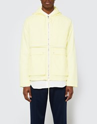 Tres Bien Short Parka Two Layer Citrus
