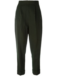 John Galliano Vintage Tailored Trousers Black