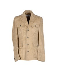 Ermanno Scervino Scervino Street Suits And Jackets Blazers Men Beige