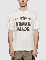 Human Made Duck Graphic Print T Shirt