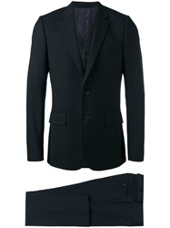 Paul Smith Travel Two Piece Suit Blue