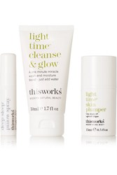 This Works Light Time Starter Kit One Size Colorless