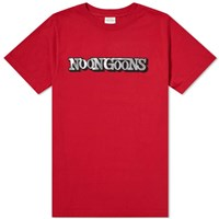 Noon Goons Quarter Mile Tee Red