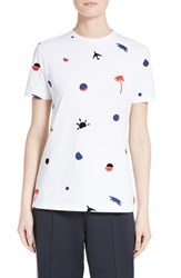Etre Cecile Women's Icon Yardage Cotton Tee