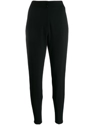 Etro Tapered Trousers Black