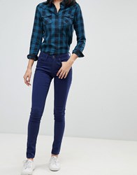 Blend She Bright Skinny Jeans Blue