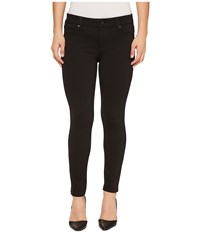 Liverpool Petite Madonna Leggings Super Stretch Ponte Knit Black Women's Casual Pants