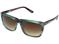 Spy Optic Emerson Green Sunset Happy Bronze Fade Sport Sunglasses