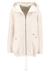Billabong Magda Short Coat Almond Beige
