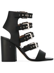 Laurence Dacade Ankle Length Sandals Women Calf Leather Leather 39.5 Black