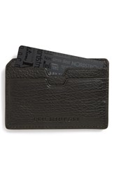 Men's Ben Minkoff 'Nikko' Card Case Black