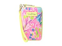 Lilly Pulitzer Tiki Palm Phone Multi Fan Sea Pants Cell Phone Case