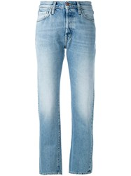 Aries Lilli Jeans Women Cotton 27 Blue