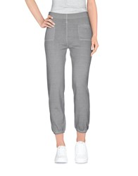 Douuod Trousers Casual Trousers Women Grey