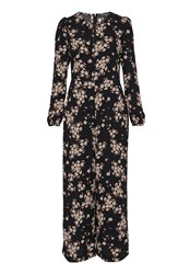 Hallhuber Floral Print Overall Multi Coloured Multi Coloured