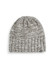 Block Headwear Marled Knit Beanie Grey