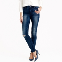 J.Crew Tall Lookout High Rise Jean In Grady Wash