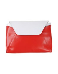 Space Style Concept Bags Handbags Women Red