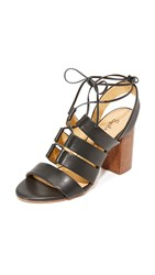 Splendid Brayden Sandals Black