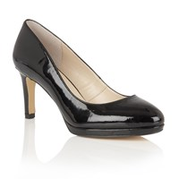 Lotus Calla Platform Courts Black