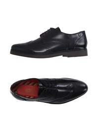 Base London Base London Footwear Lace Up Shoes Men Black