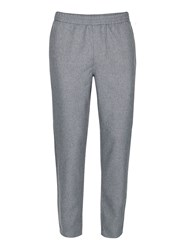 Selected Homme Grey Slim Smart Joggers