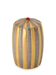 L'objet Voyage D'or 10Th Anniversary Candle