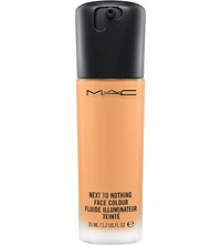 M A C Next To Nothing Face Colour 35Ml Dark