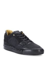 Android Omega Low Tops Black