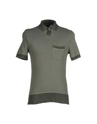 Myths Knitwear Jumpers Men Military Green