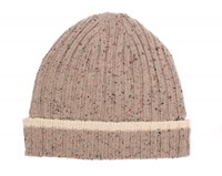 Dents Knitted Hat Beige