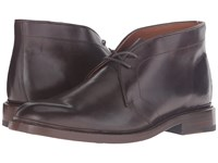 Frye Jones Chukka Chocolate Vintage Veg Tan Men's Boots Brown