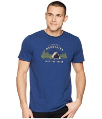 United By Blue Into The Trees Navy Clothing