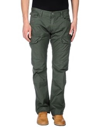 Blend Of America Blend Casual Pants Dark Green