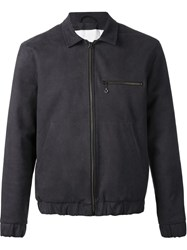 Patrik Ervell Mechanics Jacket Blue