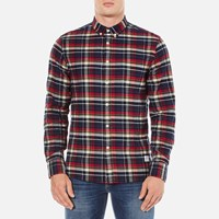 Penfield Men's Barrhead Check Shirt Red