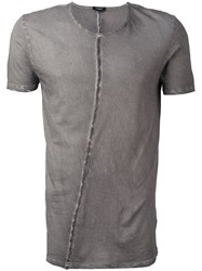 Unconditional Classic T Shirt Grey