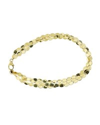 Lana Nude Multi Strand Chain Bracelet In 14K Gold