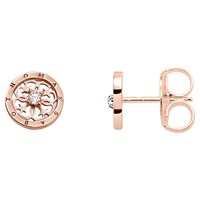 Thomas Sabo Glam And Soul Arabesque Stud Earrings Rose Gold