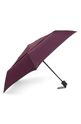 Shedrain Windpro Auto Open And Close Umbrella Red Valentine Navy Red