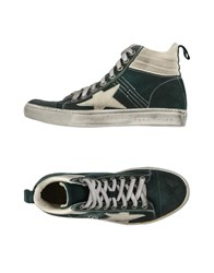 Brian Dales Footwear High Tops And Trainers Men Green