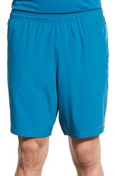 Men's Patagonia 'Nine Trails' Shorts Underwater Blue