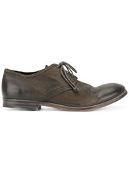 The Last Conspiracy 'Baug Mat' Shoes Brown