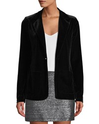 Bailey 44 Blackjack Velvet Single Button Jacket