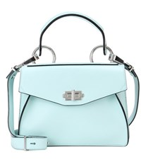 Proenza Schouler Hava Leather Tote Green