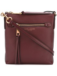 Marc Jacobs 'Recruit' Crossbody Bag Red