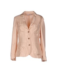 Prada Suits And Jackets Blazers Women Skin Color