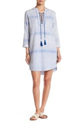 Gypsy 05 Easy Shirt Dress Blue
