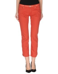 Replay Denim Pants Red
