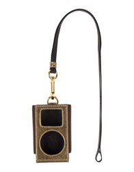 Prada Hi Tech Accessories Bronze